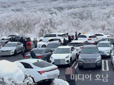 새해 첫 주말 일상을 비우다…전국 관광지 발길 '뚝'