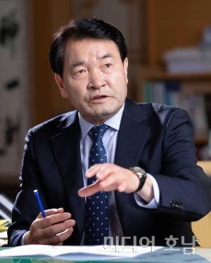 정종순 장흥군수, 2021년 흥이 시작되는 곳 '흥(興) 장흥' 선포