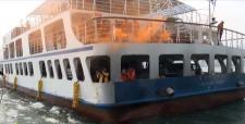 해양경찰, 여객선 비상대피 및 인명구조 훈련