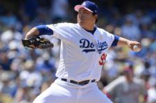 류현진, 역사적인 MLB 올스타 선발 데뷔전서 1이닝 무실점