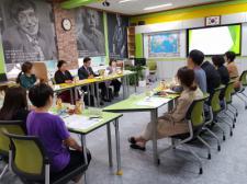 전남교육청, 28개 민주시민학교 대상 찾아가는 공감토크 '눈길'